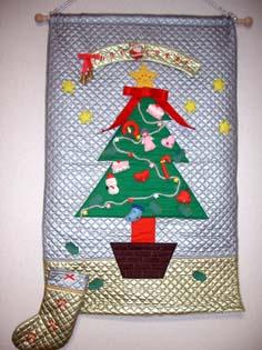 クリスマス ディスプレイ Ⅲ_f0129726_2051496.jpg