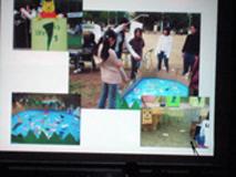 12月8日、「夢バトン」の今・・・第五中学校・人権フェスタ「ひまわ」を「見て・・・_d0024438_17544.jpg