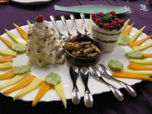 パーティーのチーズプラトー_f0007061_0321676.jpg