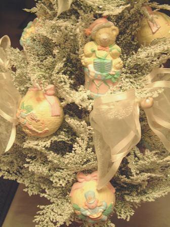 オリジナルクリスマスツリーお孫様へのプレゼントご紹介♪_f0029571_1921664.jpg