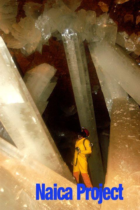 ★巨大水晶洞窟の写真(メキシコ・チワワ州ナイカ)(゚〇゚;)_a0028694_13461346.jpg