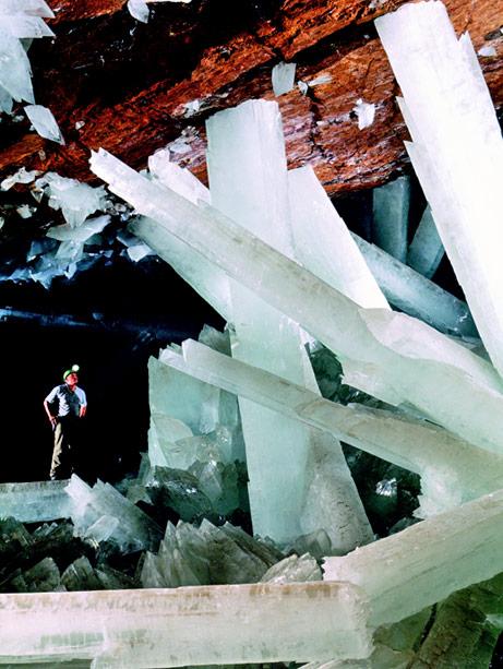 ★巨大水晶洞窟の写真(メキシコ・チワワ州ナイカ)(゚〇゚;)_a0028694_13522067.jpg