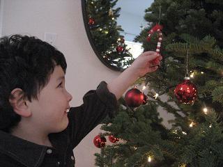 クリスマスの準備が出来たよーー!_c0119197_10135815.jpg