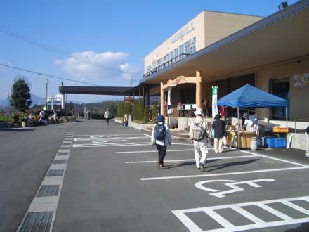 JR東海さわやかウオーキングちこり村がコースに_d0063218_203765.jpg