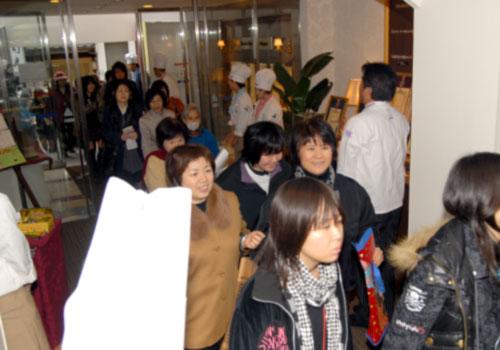 名古屋製菓専門学校第9回パンフェスティバル  その2_b0110019_12181087.jpg