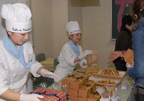 名古屋製菓専門学校第9回パンフェスティバル  その2_b0110019_12204599.jpg