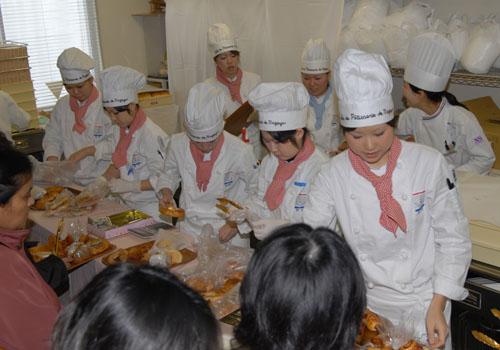 名古屋製菓専門学校第9回パンフェスティバル  その2_b0110019_1221566.jpg