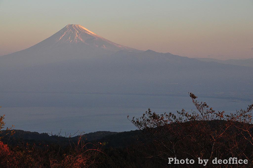 修善寺 だるまやま からの富士_e0127034_20551362.jpg