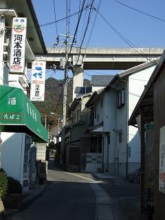 坂町小屋浦を歩く①「Aコープ」「JA」が新しくなった_b0095061_1035755.jpg