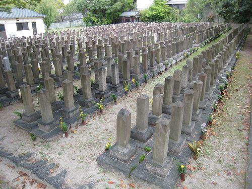 真田山陸軍墓地_f0139570_18583356.jpg