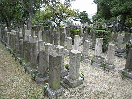 真田山陸軍墓地_f0139570_1904797.jpg