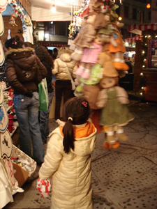 毎年恒例!サンタクローチェ広場のクリスマスマーケット_f0106597_21282554.jpg