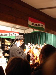毎年恒例!サンタクローチェ広場のクリスマスマーケット_f0106597_21313539.jpg