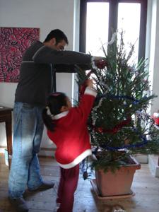 それでも、結局クリスマスツリー(笑)_f0106597_3312479.jpg