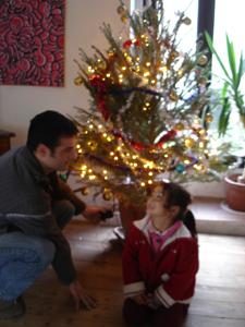 それでも、結局クリスマスツリー(笑)_f0106597_3392956.jpg