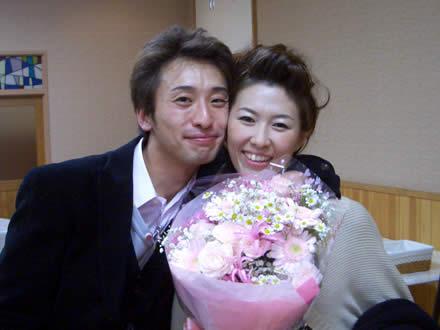 ちこり村で結婚式の2次会_d0063218_11413817.jpg