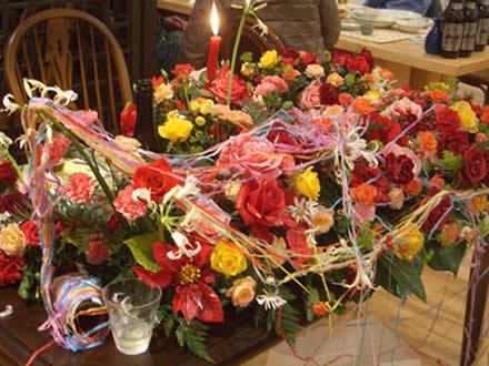ちこり村で結婚式の2次会_d0063218_1214982.jpg