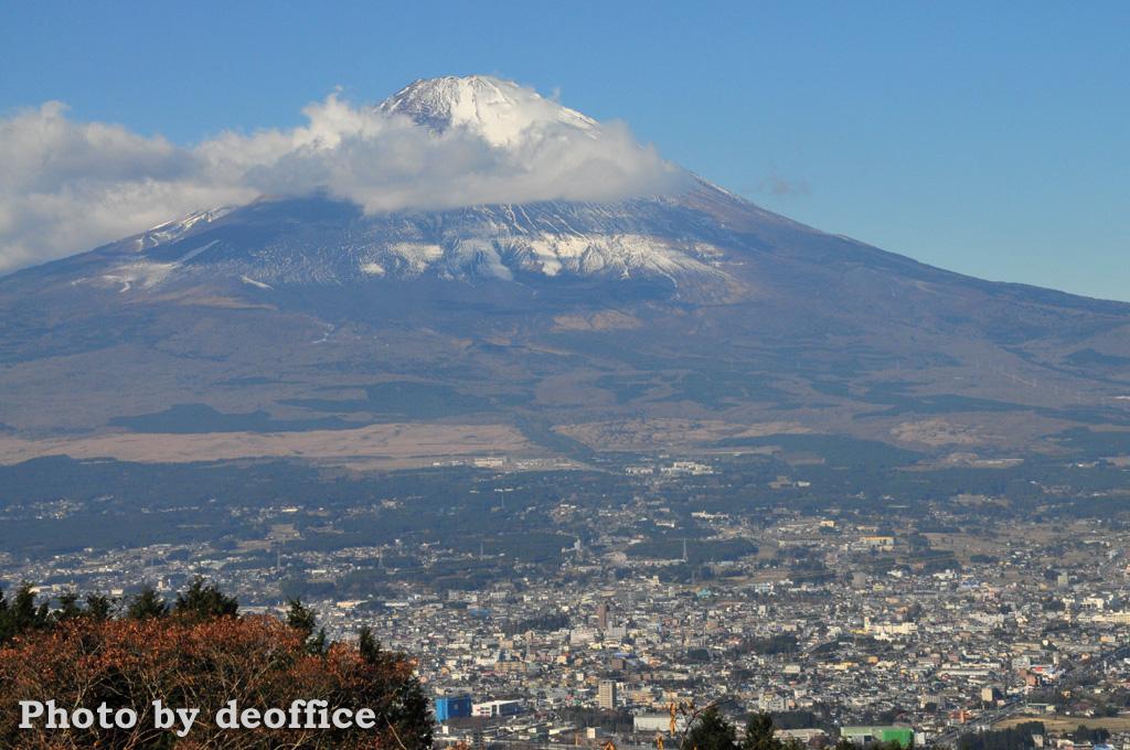 箱根で見えた富士山など_e0127034_15161626.jpg
