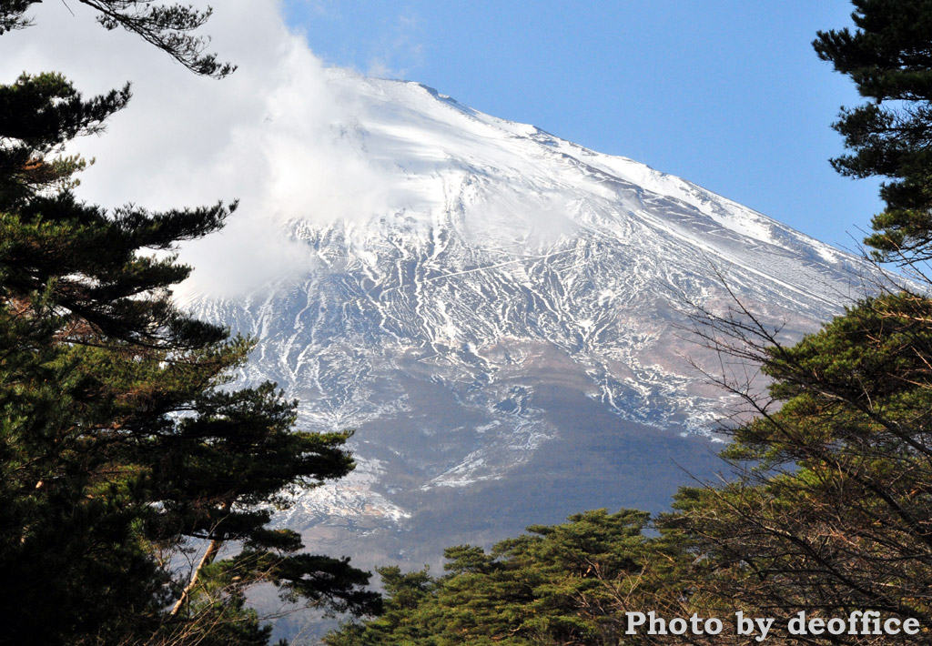 富士山 二題 須走口、忍野村_e0127034_10164835.jpg