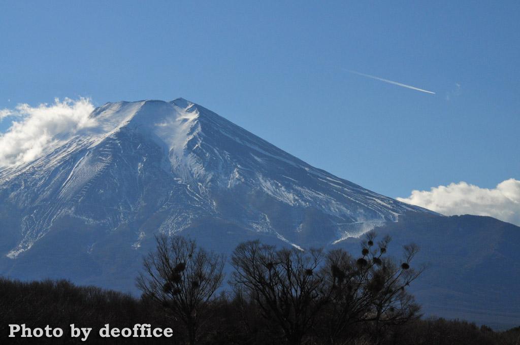 富士山 二題 須走口、忍野村_e0127034_10172011.jpg