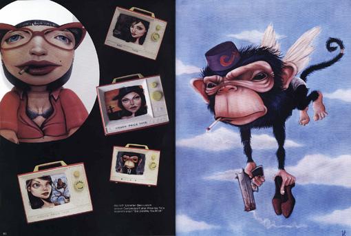 TOYS 2008カレンダーとハイ・フルクトース誌も到着したよ。_a0077842_19541786.jpg