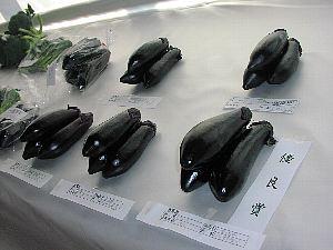 第6回げんきの郷「農畜産物品評会」 搬入_c0141652_1462043.jpg
