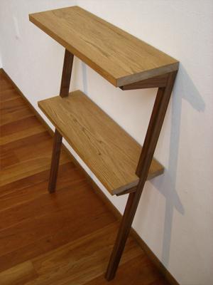コンソールテーブル (飾り棚)_e0115686_11313421.jpg