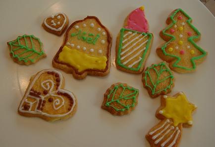 ケーキの飾りは手作りで♪_e0071324_22401690.jpg
