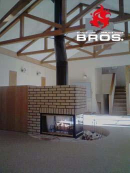 暖炉 CRV36_c0123753_18164344.jpg
