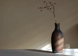 松村英治さんの花器_d0087761_18314540.jpg