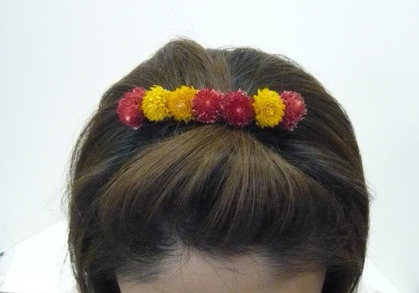 花時間1月号 和装につけたい「花の髪飾り」後編_a0042928_22135291.jpg