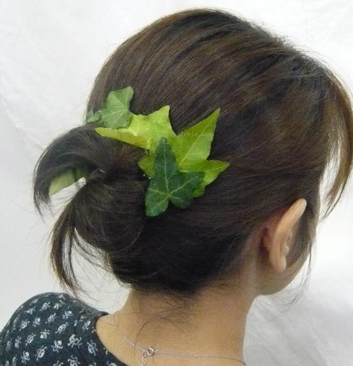 花時間1月号 和装につけたい「花の髪飾り」後編_a0042928_2283922.jpg