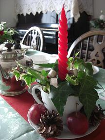 「クリスマス・ティーセミナー」_c0079828_224549.jpg