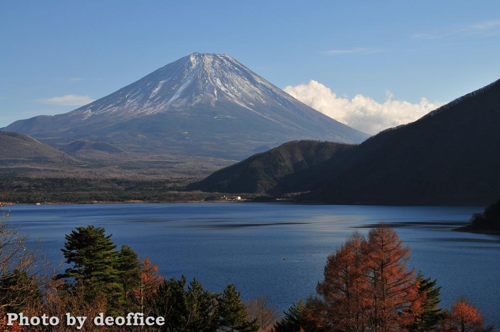 本栖湖の有名ポイントです_e0127034_18203418.jpg