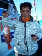 2007年12月14日 金曜日 中深場五目船_f0031613_20353331.jpg