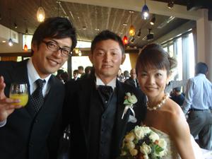 結婚パーティー_d0118072_18114167.jpg