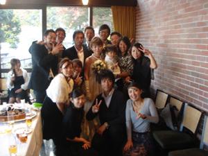 結婚パーティー_d0118072_18154677.jpg