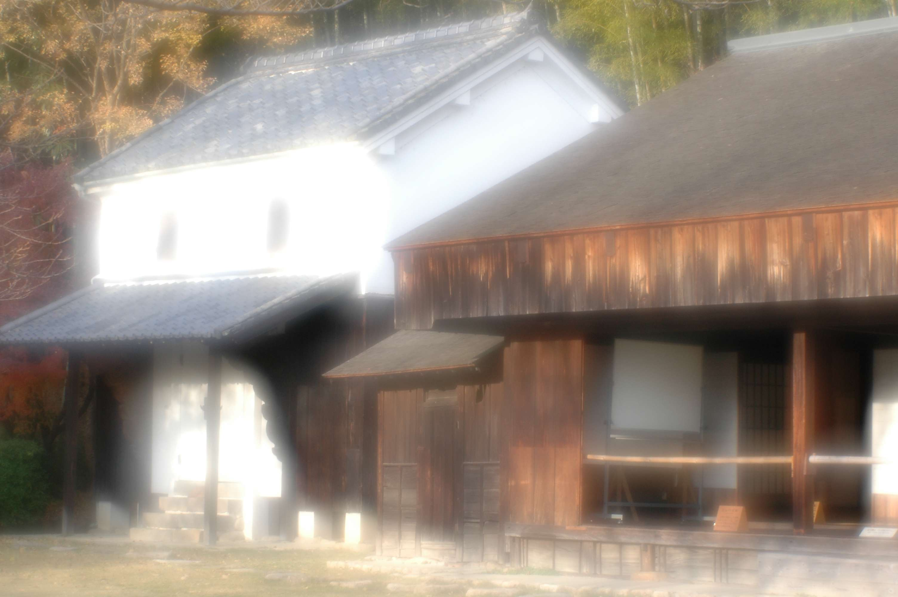 日本民家集落へ_b0069128_0273649.jpg