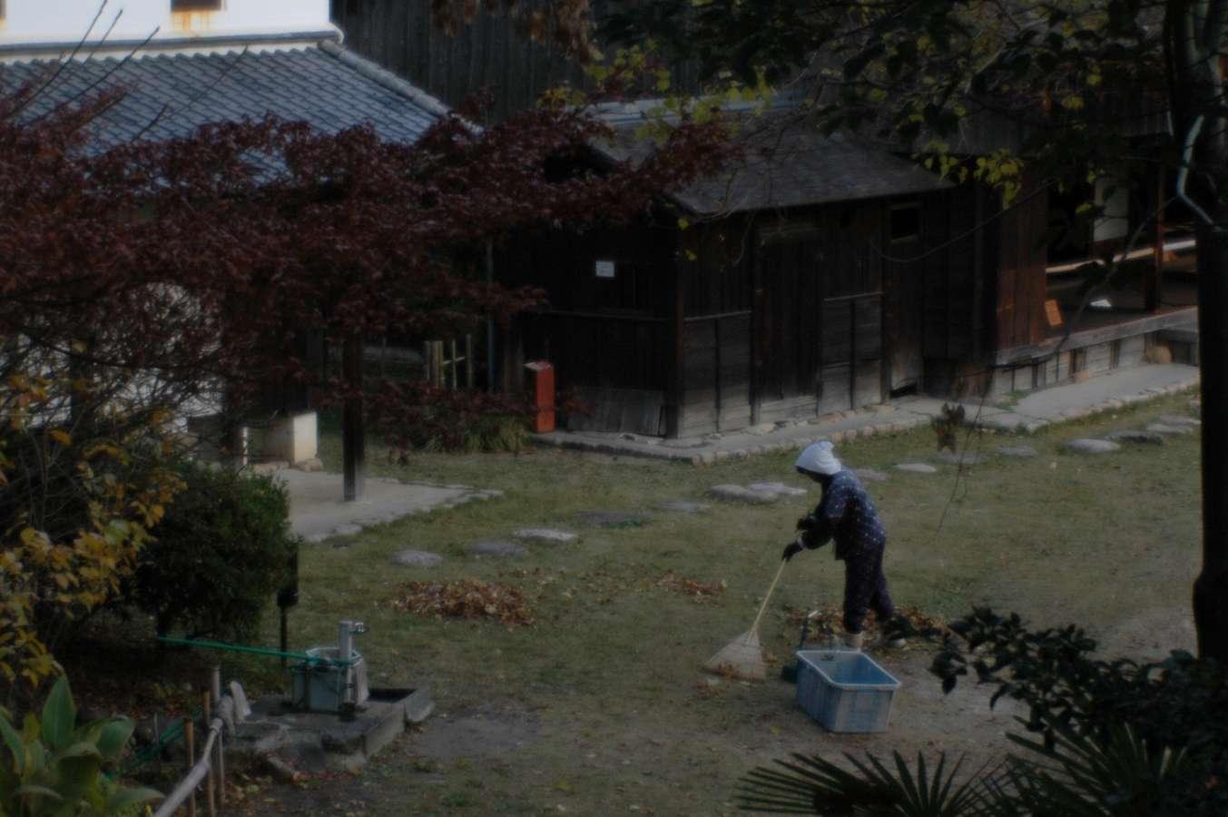 日本民家集落へ_b0069128_041525.jpg