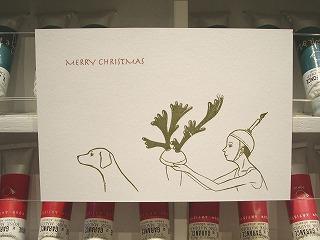 新作クリスマスカード_e0045977_1628733.jpg