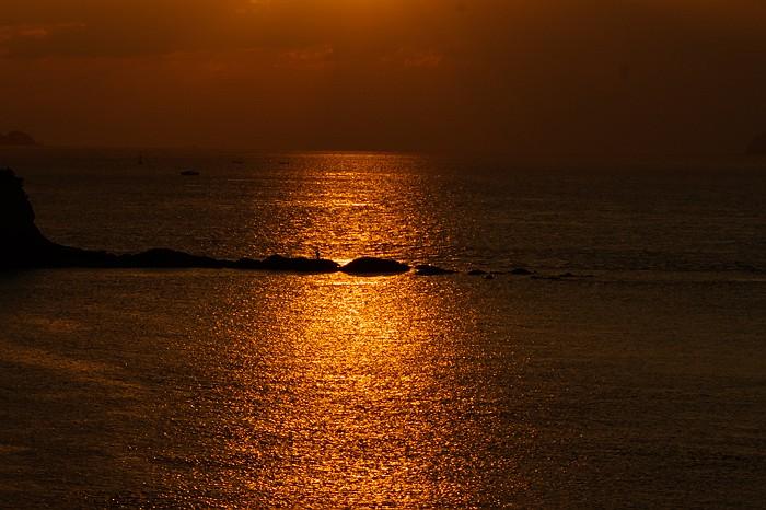 立花海岸の日出_c0152379_848755.jpg