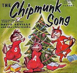 The Chipmunk Song by the Chipmunks_f0147840_0222062.jpg