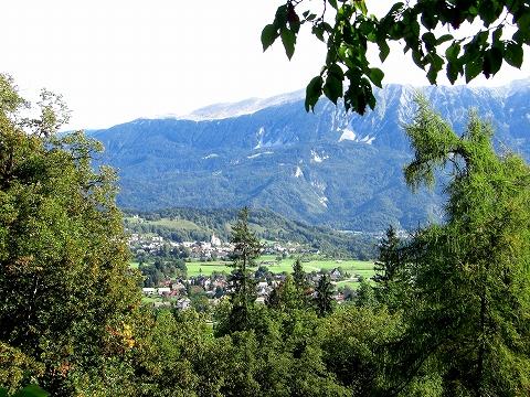 3日目(8/24):スロヴェニア アルプスの瞳「ブレッド湖」(3) ブレッド城_a0039199_20505439.jpg