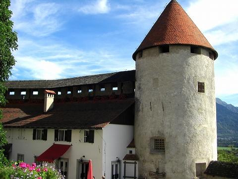 3日目(8/24):スロヴェニア アルプスの瞳「ブレッド湖」(3) ブレッド城_a0039199_20524420.jpg