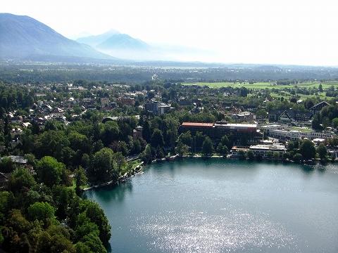 3日目(8/24):スロヴェニア アルプスの瞳「ブレッド湖」(3) ブレッド城_a0039199_20534592.jpg