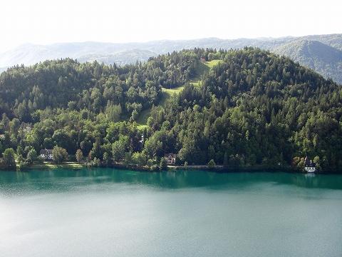 3日目(8/24):スロヴェニア アルプスの瞳「ブレッド湖」(3) ブレッド城_a0039199_205434100.jpg
