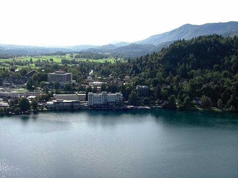 3日目(8/24):スロヴェニア アルプスの瞳「ブレッド湖」(3) ブレッド城_a0039199_2054569.jpg
