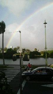 マノアに虹!_d0110911_10405942.jpg