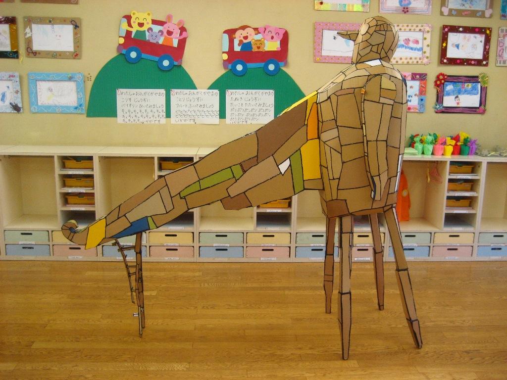 展覧会■12/20-1/6 小山 一馬 展 「こどもとあそぼう!」~ドングリマシーン【3D: Sculpture】_e0091712_2363313.jpg