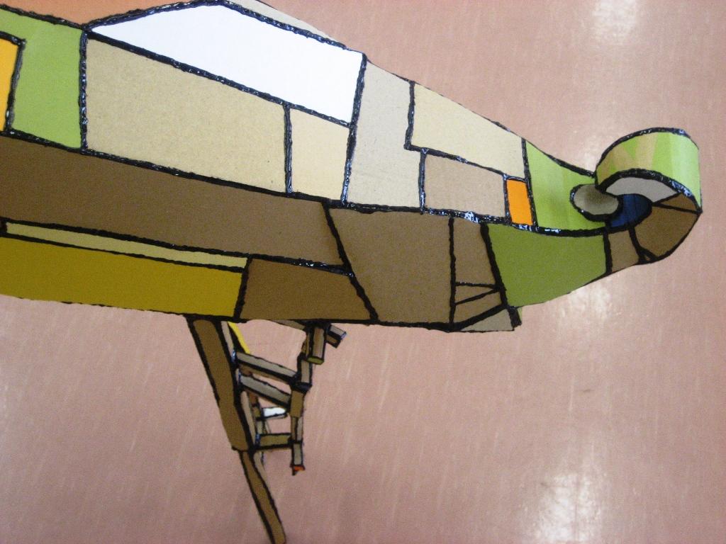 展覧会■12/20-1/6 小山 一馬 展 「こどもとあそぼう!」~ドングリマシーン【3D: Sculpture】_e0091712_2371784.jpg